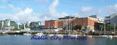 Dublin City Moorings