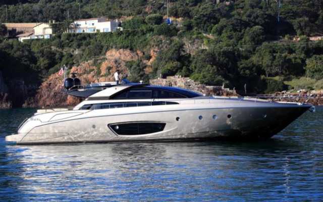 m/y LET MY PEOPLE GO riva